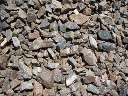New Mexico Travertine :: Amaretto Brown Gravel